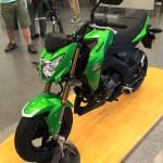 バイクの日 KAWASAKI Z125 PRO