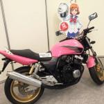 バイクの日 ばくおん!! 佐倉羽音